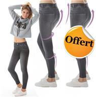 JEAN LEGGINGS (JEGGINGS) (1 ACHETE = 1 OFFERT)