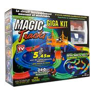 CIRCUIT LUMINEUX MAGIC TRACKS GIGA (360 RAILS)